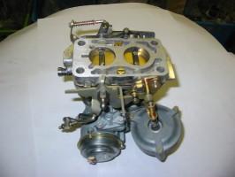 Opel Vergaser restauriert