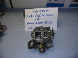 Vergaser Opel 1900 97 PS